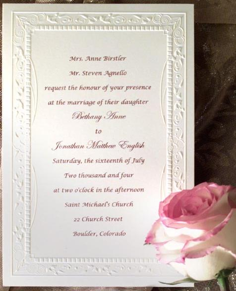 New Wedding Invitations For You Wording For Wedding Invitations