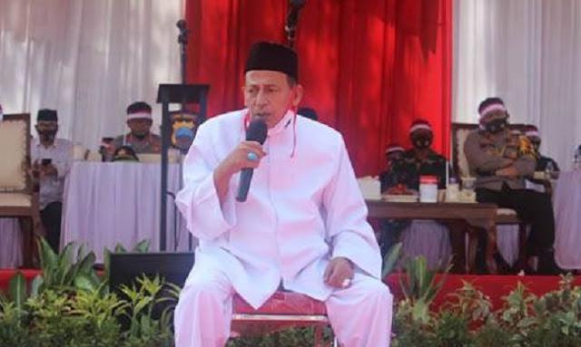 Habib Luthfi  Ajak Warga Solo Raya Menjaga Persatuan Ditengah Perbedaan