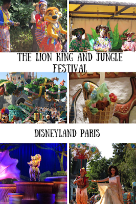Review of the The Lion King and Jungle Festival at Disneyland Paris