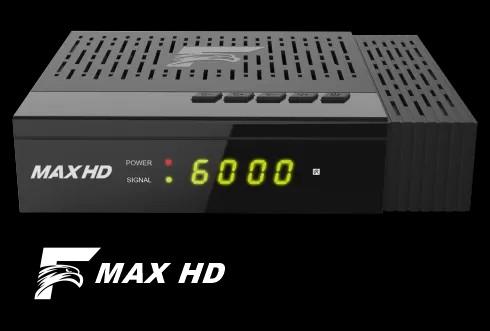 Freesky F Max Primeira Atualização V1.03 - 19/10/2021