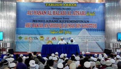 syeikh ali hasan ditanya tentang hukum baikot produk negara kafir