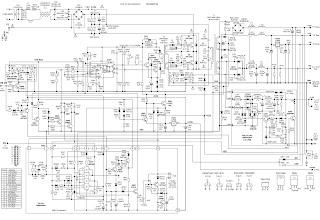 DPS200 Desktop computer ATX power supply schematic | Schematic Diagrams