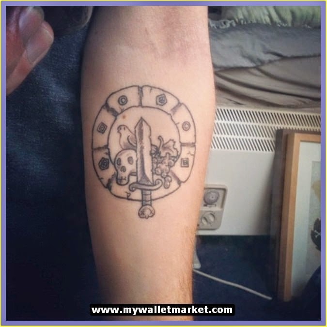 Awesome Tattoos Designs Ideas for Men and Women Dreadful