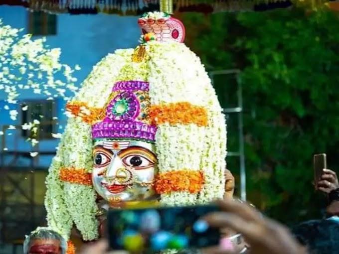 கெங்கையம்மன் சிரசு திருவிழா....  சிரசு திருவிழா வரலாறு...?