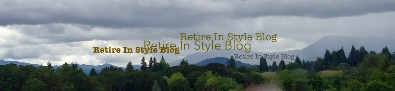RETIRE IN STYLE BLOG