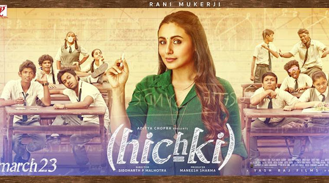 Movie Review #4 : Hichki
