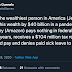 Jeff Bezos has been looting America for 20 damn years. He's the richest man in the world, yet his company pays no taxes and half his workers are on public assistance. (Picture)