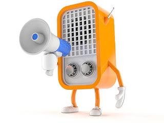 كتابة الإعلانات الإذاعية هي أكثر متعة في العالم على الإطلاق