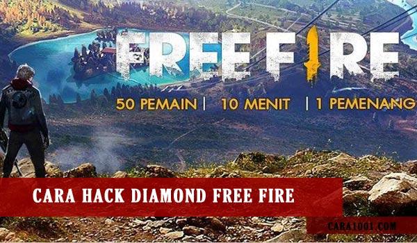 6 Cara Hack Diamond Free Fire Gratis dan Mudah