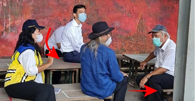 Gibran Duduk di Meja, Basuki Duduk di Kursi, RR: Sejak Kapan Menteri PU Jadi Bawahan Wali Kota?