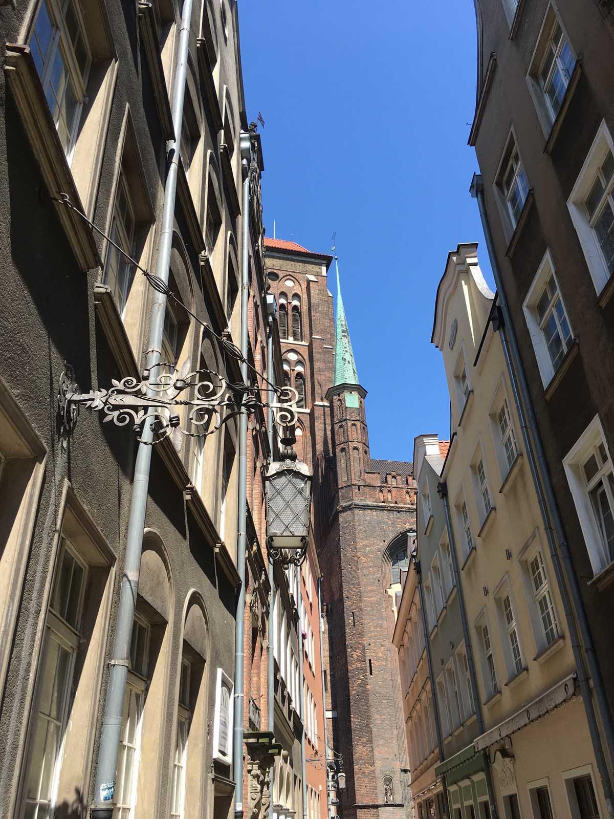 Gdańsk widok