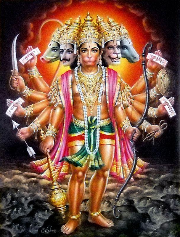Shri Hanuman Chalisa, श्री हनुमान चालीसा in hindi and english