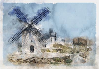 Salman Rushdie, Quichotte, Okres ochronny na czarownice, Carmaniola