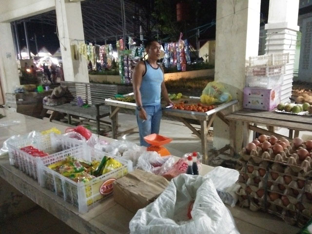 Pasar Langsa Baro