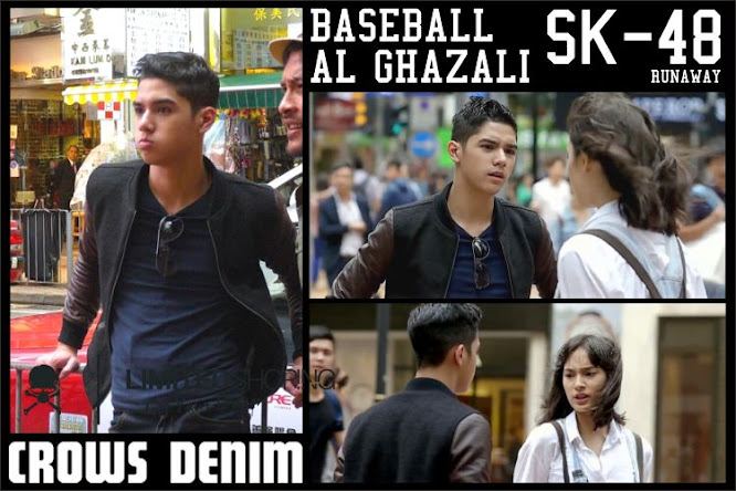 limited shoping sk48 jaket al ghazali runaway the movie keren