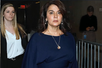The famous actress Annabella Sciorra has been in court to affirm against Harvey Weinstein at his preliminary over allegations of rape.