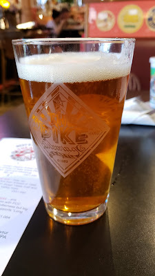 Peach IPA at Pike Pub