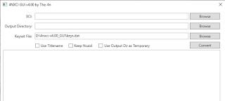 Run%2Bthe%2Bfile%2B4nxci GUI - How to convert XCI to NSP - 4NXCI