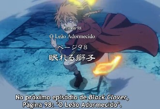 Black Clover Episódio 98