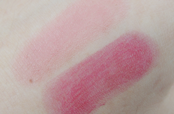revue avis test shine lover lancome inattendue fuschia in paris