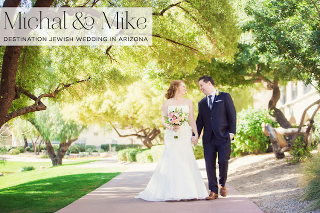 A destination Jewish wedding full of creativity, symbolism, and meaning at Fairmont Scottsdale Princess, Arizona, USA http://www.smashingtheglass.com/jewish-destination-wedding-fairmont-scottsdale-princess-arizona/