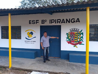 ESF do Bairro Ipiranga em Sete Barras recebe melhorias