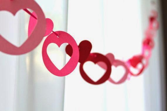 Resultado de imagen para decoracion para san valentin
