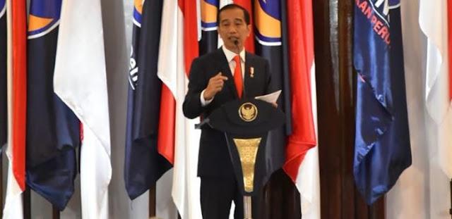 """Jokowi Ngaku TGB dan Mahfud MD Cawapresnya """"Kantong Saya Banyak"""""""