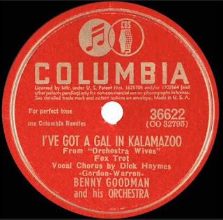 Benny Goodman on Swing City Radio