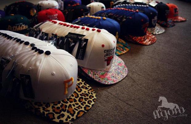 Latest Agora Vintage Custom Snapbacks - Agora Clothing Blog b3a7a9cfee9