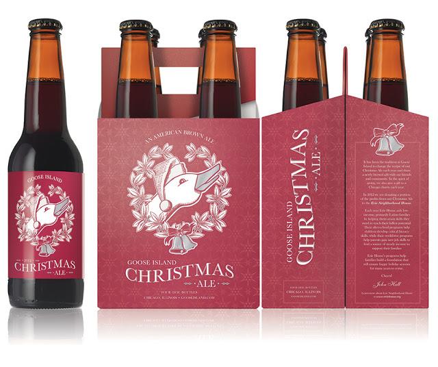 Goose Island Christmas Ale