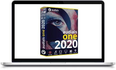 Audials One Platinum 2020.0.55.5500 Full Version
