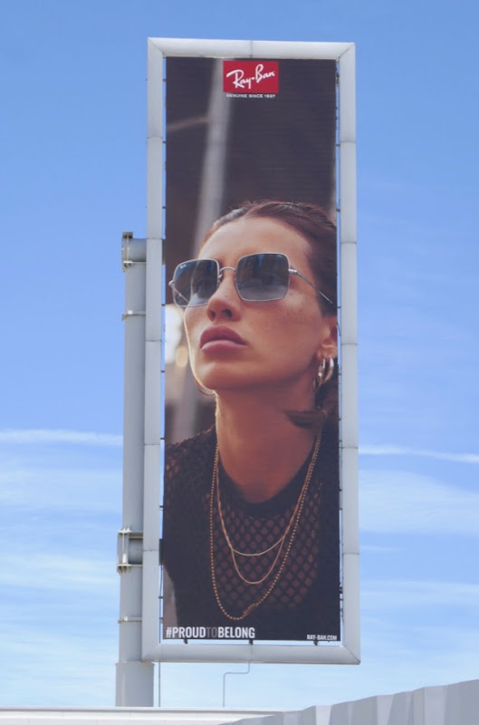 RayBan Proud to belong billboard