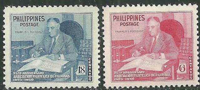 Philippines Franklin Roosevelt