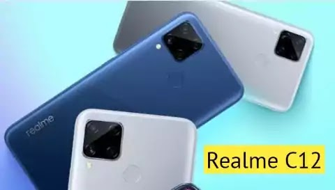 Realme C12 is equipped with 6,000 mAh battery with many certifications NBTC, CQC and other certification websites.