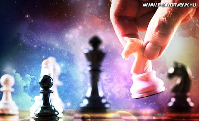 Soha ne sakkozzatok az Istennel