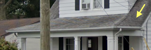 Sears Wayne porch roof