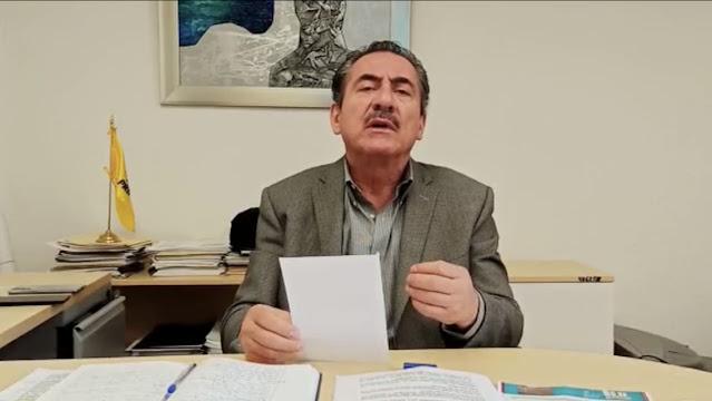 """Exige PRD a AMLO desclasificar estrategia nacional de vacunación como """"asunto de seguridad nacional"""""""