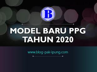 Model Baru PPG Tahun 2020