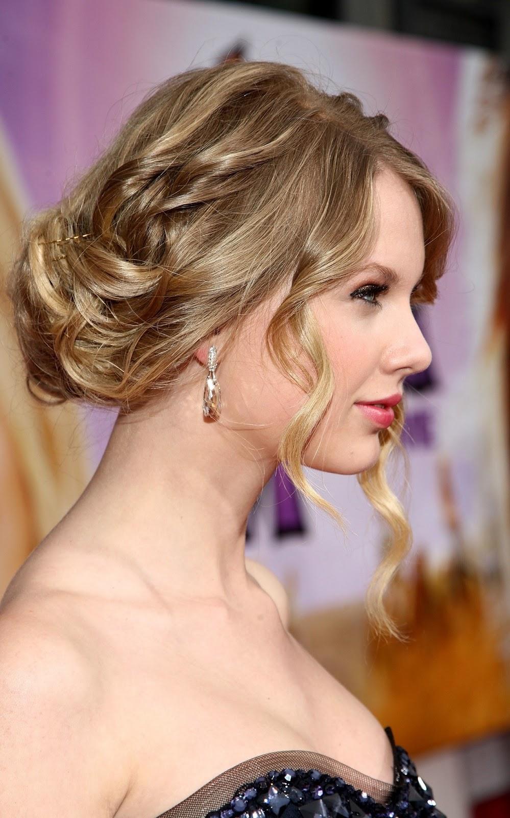 celebrities con peinados con ondas