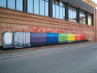urka street art ravenna homophobia