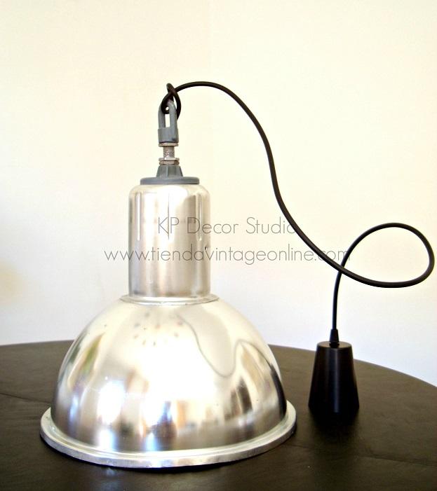 Comprar lámpara techo industrial