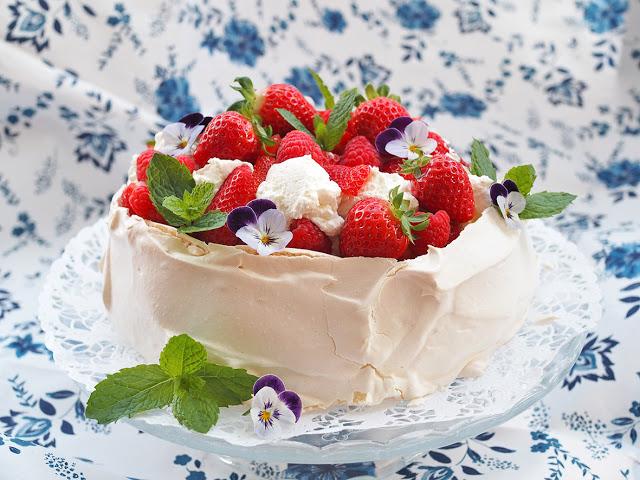 Pavlova-kakku