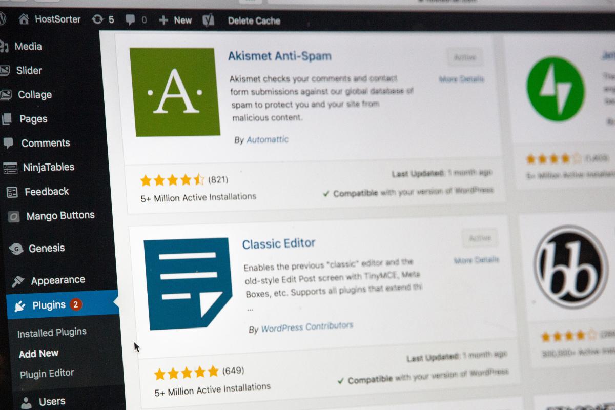 Come disattivare tutti i plugin di WordPress