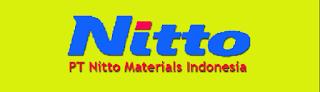 <img alt='Lowongan Kerja PT. Nitto Materials Indonesia' src='silokerindo.png'/>