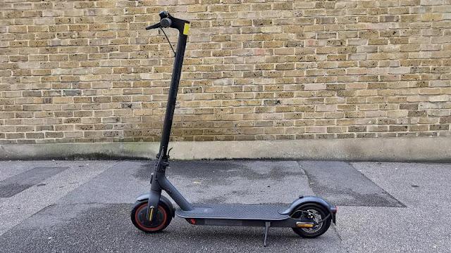 1. Xiaomi Mi Scooter Pro 2