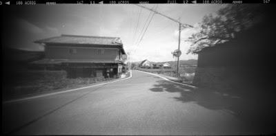 Fotografía estenopeica en Haradani, Gose, Nara, Japón