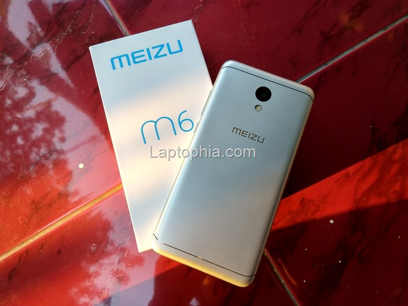 Hands On & Unboxing Meizu M6