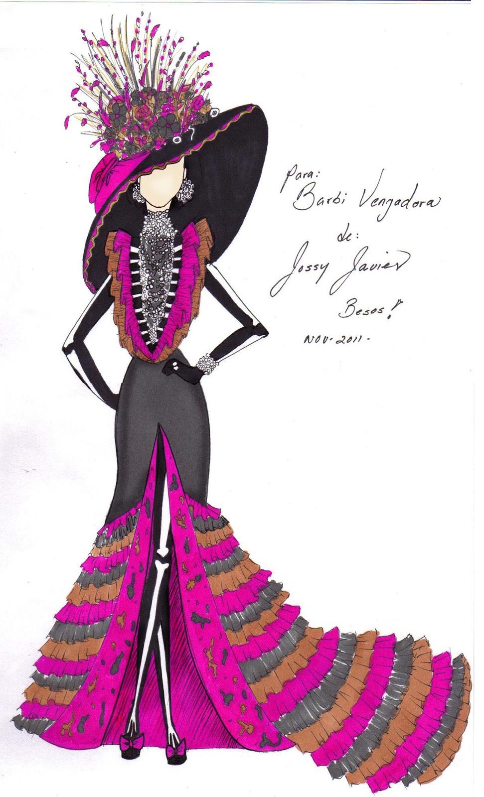 El Blog De Barbi Vengadora 2011