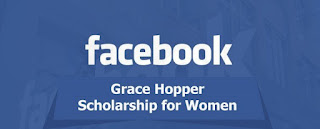 Facebook Grace Hopper Computing Scholarship for Women 2019